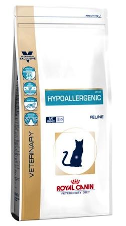 Royal Canin VD Feline Hypoallergenic 4,5kg