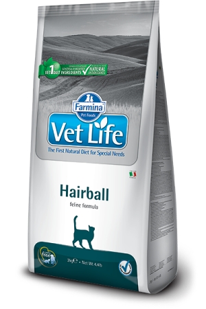 Vet Life Natural CAT Hairball 10kg