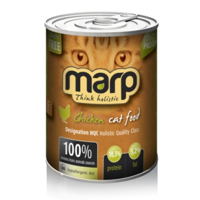 Marp Pure Chicken CAT Can Food 6x400g