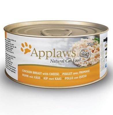 APPLAWS 70g kuřecí prsa a sýr