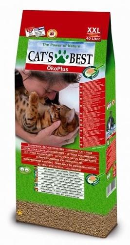 Kočkolit Cats Best ÖkoPlus - 40l