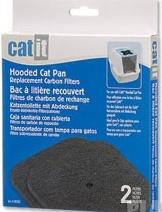 Filtr pro Toalety Cat It Design - 2 ks