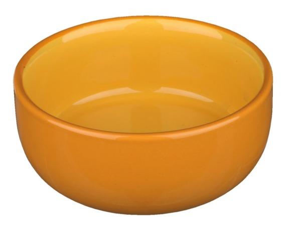 Keramická miska pro kočky, různobarevná