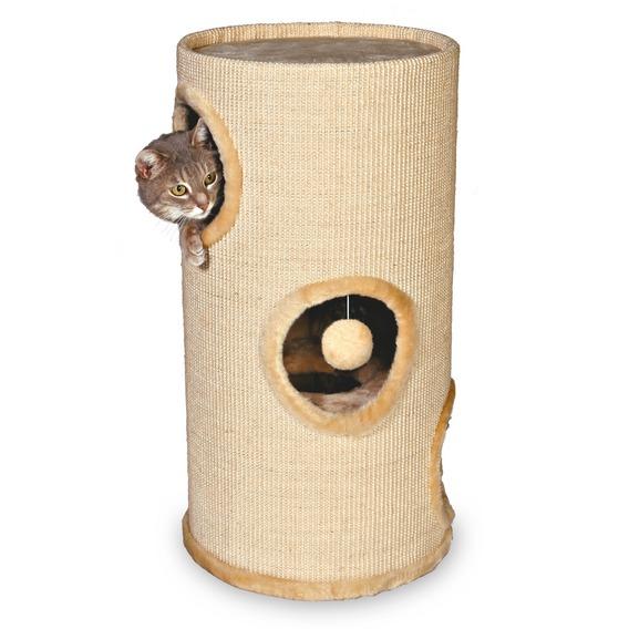 Škrábací věž s pelíšky velká
