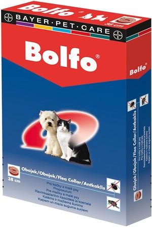 Bolfo 38 obojek pro kočky