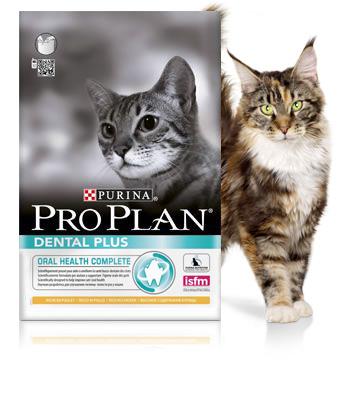 PROPLAN Cat Dental Plus 1,5kg