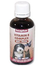 Vitamin B - komplex 50 ml