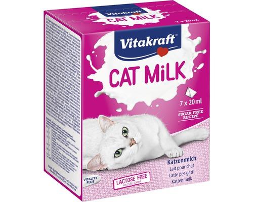 Vitakraft mléko pro kočky 7x20ml