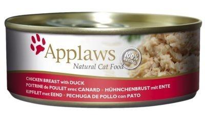 APPLAWS 156g kuřecí prsa a kachna