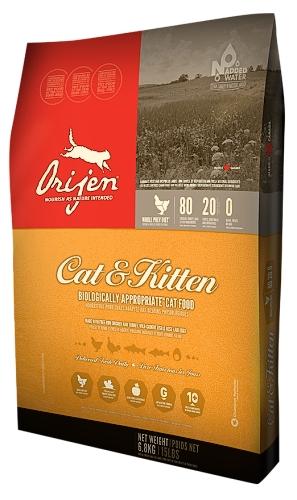 ORIJEN Cat & Kitten 6,8kg