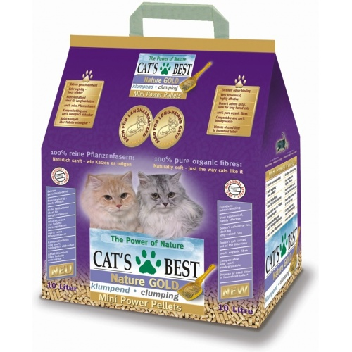 Cat's Best Nature Gold 10l