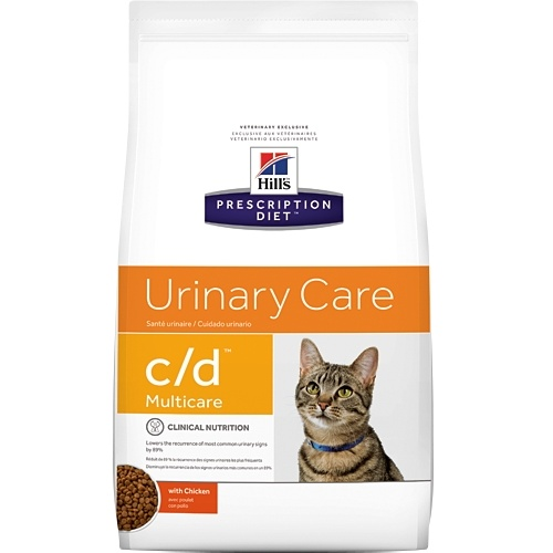 Hill's Feline C/D MultiCare 1,5kg chicken
