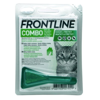 Frontline Cat spot-on COMBO 1x0,5ml