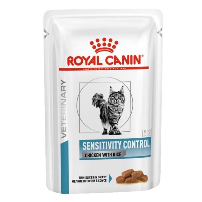 Royal Canin VD Feline Sensitivity Control 12x85g