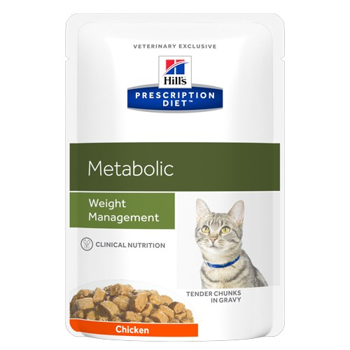 Hill´s Feline Adult Metabolic 12x85g