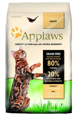 APPLAWS Cat Chicken 400g