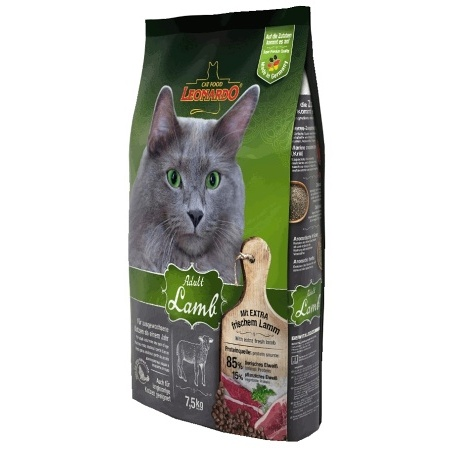 Leonardo Cat Adult Lamb & Rice 7,5kg