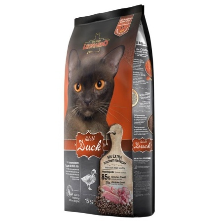 Leonardo Cat Adult Duck & Rice 7,5kg