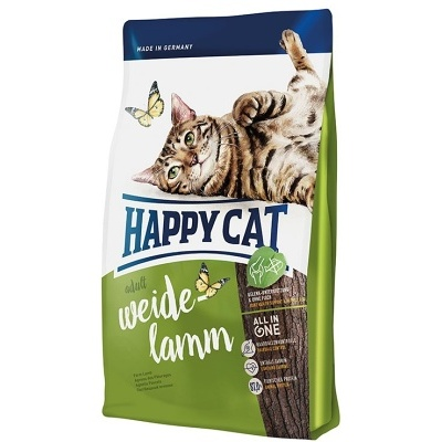 HAPPY CAT Supreme Adult Weide-Lamm 4kg