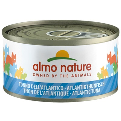 ALMO NATURE 70g tuňák Atlantic