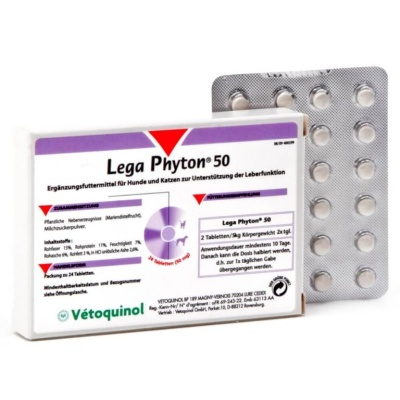 Legaphyton 50mg 24 tablet