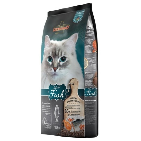 Leonardo Cat Adult Oceanfish 400g