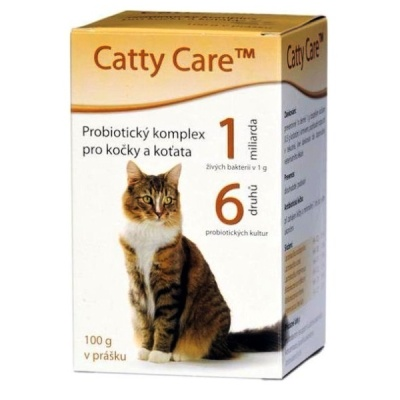 Catty Care probiotikum 100g