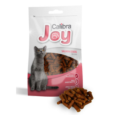 Calibra Joy Salmon Sticks 70g