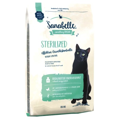 SANABELLE Adult Sterilized 10kg