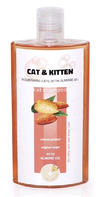 Cat & Kitten shampoo 250ml