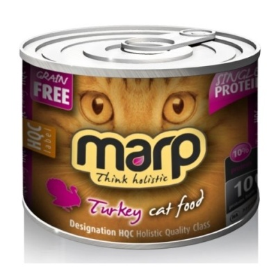 Marp Pure Turkey CAT Can Food 200g