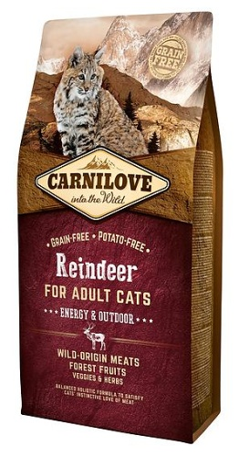 Carnilove Cat Duck & Turkey Large Breed 400g