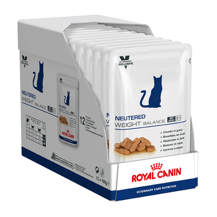 Royal Canin Feline Weight Balance 12x100g