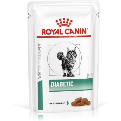 Royal Canin Feline Diabetic 12x100g