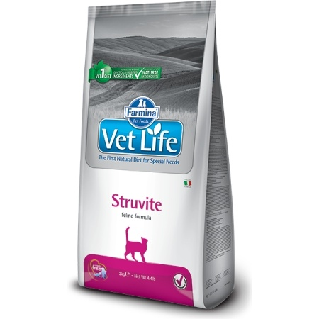 Vet Life Natural CAT Struvite 400g