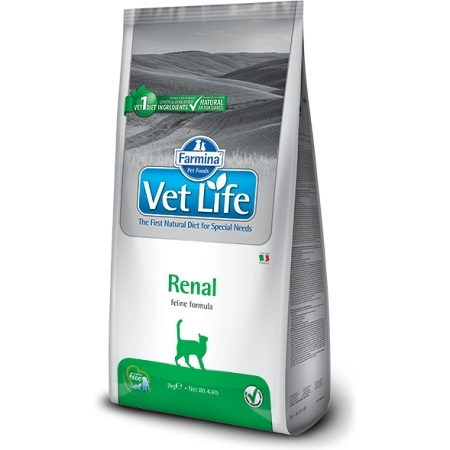 Vet Life Natural CAT Renal 400g