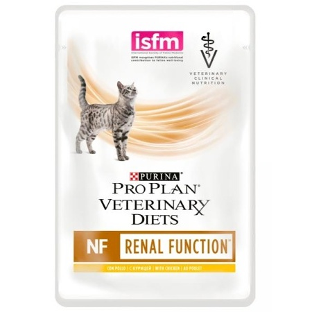 Purina Feline NF Renal Function 10x85g
