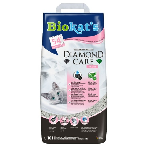 Biokat´s DIAMOND CARE Fresh 8l