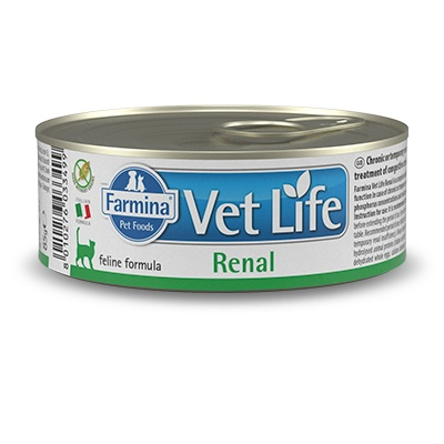 Vet Life Natural CAT Renal 85g