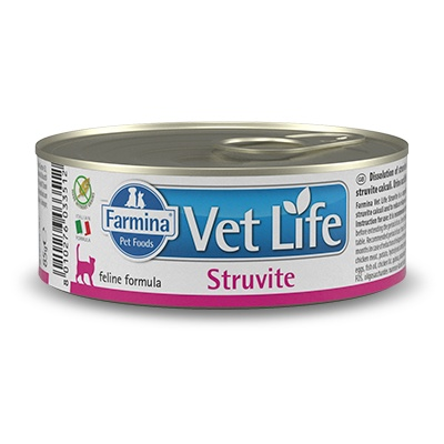 Vet Life Natural CAT Struvite 85g