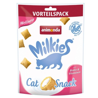 Animonda Milkies 120g Wellness