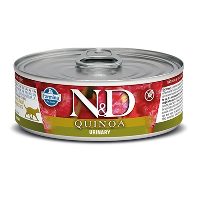N&D CAT QUINOA Adult Urinary Duck & Cranberry 80g