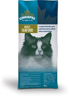 CHICOPEE Adult Cat Seafood 2kg